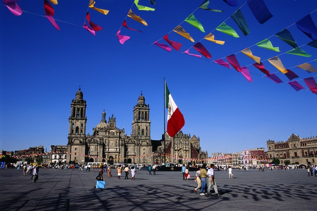 Tour messico gran meraviglie del messico giorni fissi for Travel to mexico city